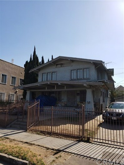 1320 12th Avenue, Los Angeles, CA 90019 - MLS#: OC18295194