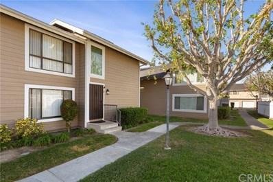 700 W Walnut Avenue UNIT 49, Orange, CA 92868 - MLS#: OC18295236