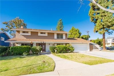 1517 Sunset Lane, Fullerton, CA 92833 - MLS#: OC19000017