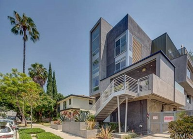 1040 N Spaulding Avenue UNIT 1, West Hollywood, CA 90046 - MLS#: OC19000778
