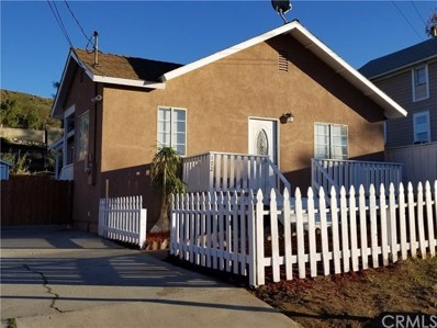 172 Olive Street, Lake Elsinore, CA 92530 - MLS#: OC19001263