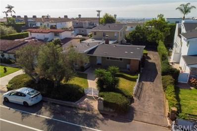 1511 Cliff Drive, Newport Beach, CA 92663 - MLS#: OC19001899