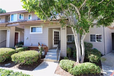 24342 Sage Court UNIT 234, Laguna Hills, CA 92653 - MLS#: OC19002388