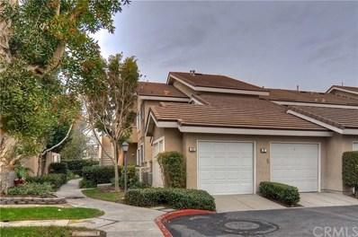 55 Goldenrod UNIT 39, Irvine, CA 92614 - MLS#: OC19002779
