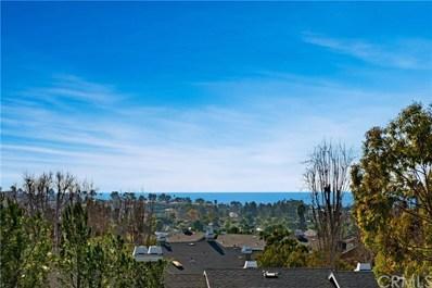 72 Terra Vista, Dana Point, CA 92629 - MLS#: OC19003823