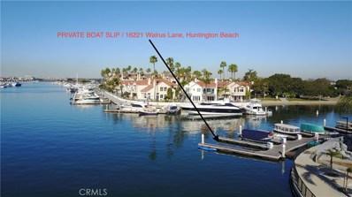 16221 Walrus Lane, Huntington Beach, CA 92649 - MLS#: OC19005234
