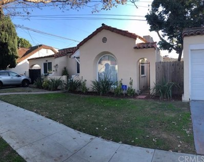 322 W 25th Street, Long Beach, CA 90806 - MLS#: OC19007154