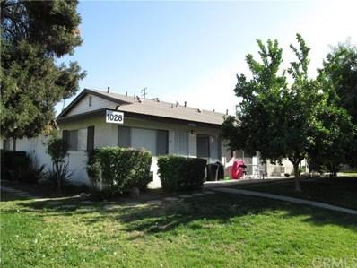 1028 Lombard Drive, Redlands, CA 92374 - MLS#: OC19008261