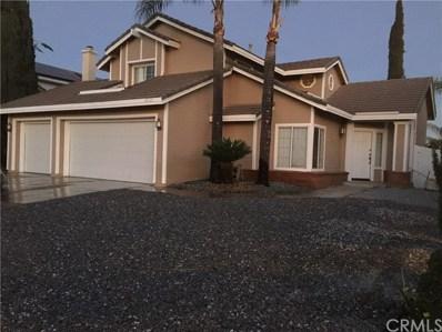 26121 Coronada Drive, Moreno Valley, CA 92555 - MLS#: OC19008885