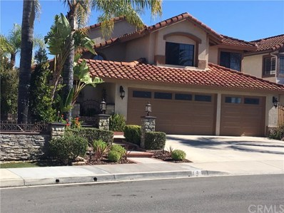 8 San Andres, Rancho Santa Margarita, CA 92688 - MLS#: OC19009511