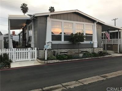 16444 Bolsa Chica Street UNIT 32, Huntington Beach, CA 92649 - MLS#: OC19010086