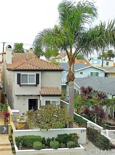 211 8th Street, Huntington Beach, CA 92648 - MLS#: OC19010162