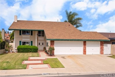 16677 Mount Cachuma Circle, Fountain Valley, CA 92708 - MLS#: OC19010540