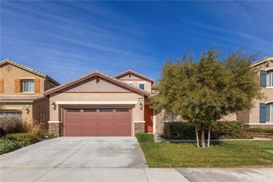 15524 Red Pepper Place, Fontana, CA 92336 - MLS#: OC19011720
