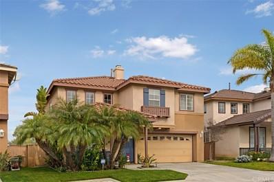 8721 E Wiley Way, Anaheim Hills, CA 92808 - MLS#: OC19011789