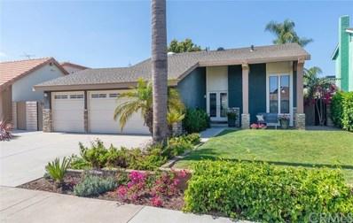 8701 Larkport Drive, Huntington Beach, CA 92646 - MLS#: OC19013188