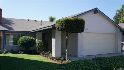 4452 Cheviot Drive, Irvine, CA 92604 - MLS#: OC19013764
