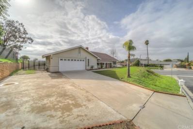 7548 Sundance Drive, Riverside, CA 92509 - MLS#: OC19014160