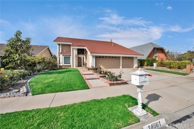 14661 Pepper Tree Circle, Tustin, CA 92780 - MLS#: OC19015145