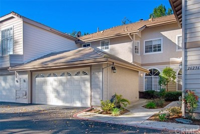26238 Summerhill Lane UNIT 334, Laguna Hills, CA 92653 - MLS#: OC19015542