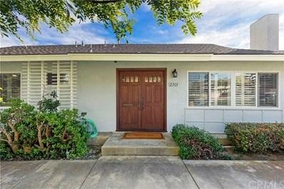 2901 Camino Capistrano UNIT 1, San Clemente, CA 92672 - MLS#: OC19016534
