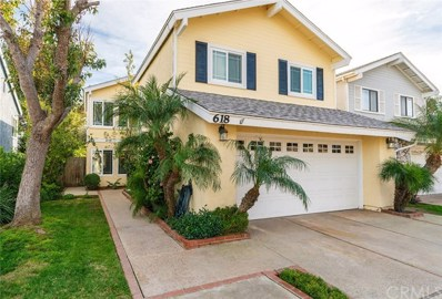 618 Oceanhill Drive, Huntington Beach, CA 92648 - MLS#: OC19016967