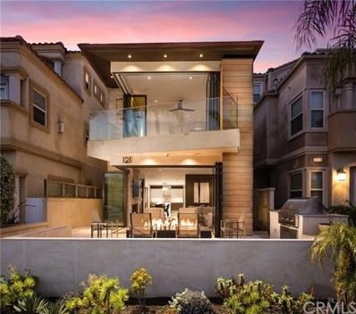 121 7th Street, Huntington Beach, CA 92648 - MLS#: OC19017260