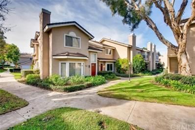 192 Greenmoor UNIT 84, Irvine, CA 92614 - MLS#: OC19017603