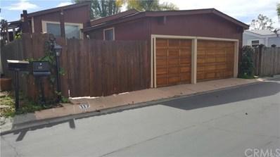 32742 Alipaz Street UNIT 117, San Juan Capistrano, CA 92675 - MLS#: OC19017993