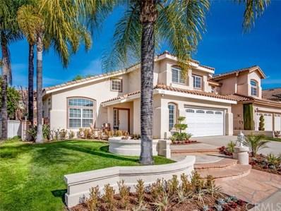 5 Via Azur, Rancho Santa Margarita, CA 92688 - MLS#: OC19018454