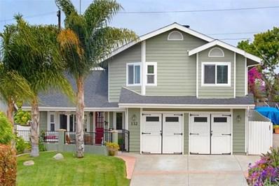 132 Esplanade, San Clemente, CA 92672 - MLS#: OC19018707