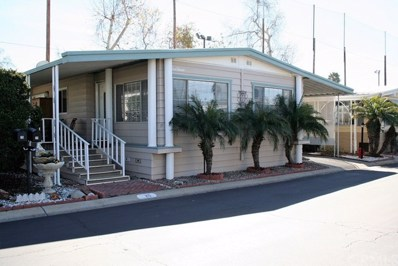 24921 Muirlands Boulevard UNIT 25, Lake Forest, CA 92630 - MLS#: OC19019514