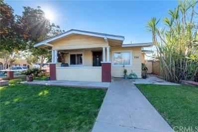 730 S Ross Street, Santa Ana, CA 92701 - MLS#: OC19020113