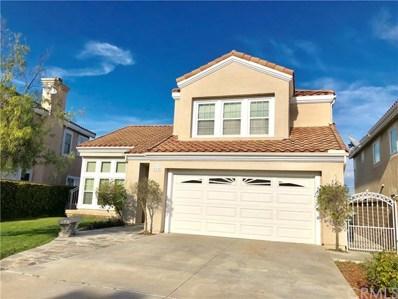 715 S Starview Court, Anaheim Hills, CA 92808 - MLS#: OC19021549