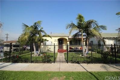 203 E 99th Street, Los Angeles, CA 90003 - MLS#: OC19022326