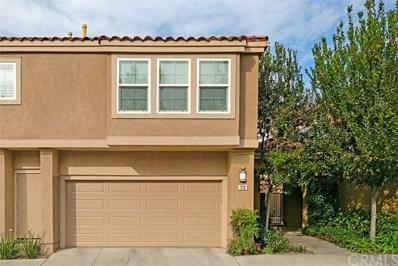 72 Magellan Aisle, Irvine, CA 92620 - MLS#: OC19022704