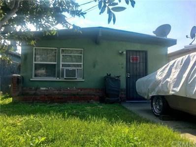 8408 Ackley Street, Paramount, CA 90723 - MLS#: OC19022725