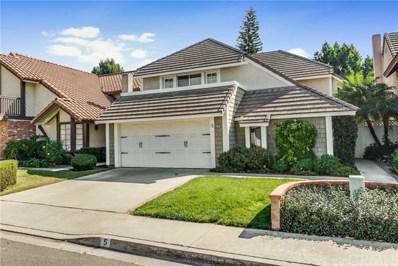 5 Vicksburg, Irvine, CA 92620 - MLS#: OC19024262