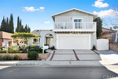 24992 Presidio Drive, Laguna Hills, CA 92653 - MLS#: OC19024402