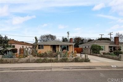 1609 N Rosewood Avenue, Santa Ana, CA 92706 - MLS#: OC19025981