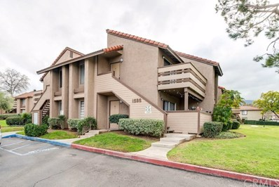1595 Border Avenue UNIT F, Corona, CA 92882 - MLS#: OC19026785