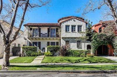 261 S Orange Drive UNIT 263, Los Angeles, CA 90036 - MLS#: OC19033056