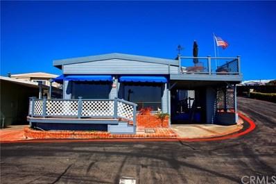 501 Ebb Tide Drive UNIT 76, San Clemente, CA 92672 - MLS#: OC19034639