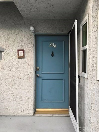 125 W South Street UNIT 206, Anaheim, CA 92805 - MLS#: OC19035714