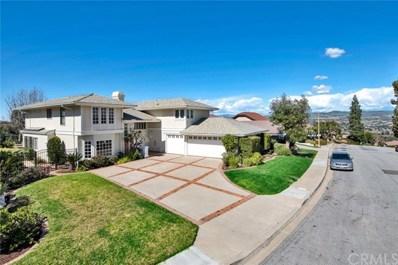 643 S Pathfinder, Anaheim Hills, CA 92807 - MLS#: OC19037806
