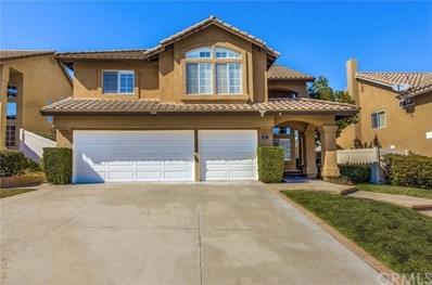 7 Saddleridge, Aliso Viejo, CA 92656 - MLS#: OC19038846