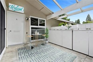 444 Avenida Sevilla UNIT B, Laguna Woods, CA 92637 - MLS#: OC19042126