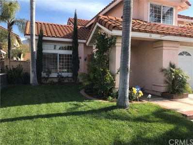 16 Bergenia, Rancho Santa Margarita, CA 92688 - MLS#: OC19043118