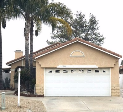 27708 Moonridge Drive, Menifee, CA 92585 - MLS#: OC19043740