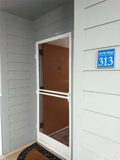 250 The Village UNIT 313, Redondo Beach, CA 90277 - MLS#: OC19045132